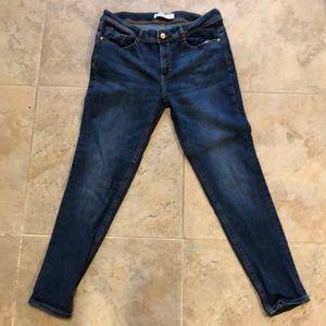 Zara basic stretch jeans